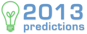 2013 Tech Predictions