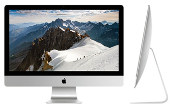 Apple Introduces the 5K iMac with a Retina Display