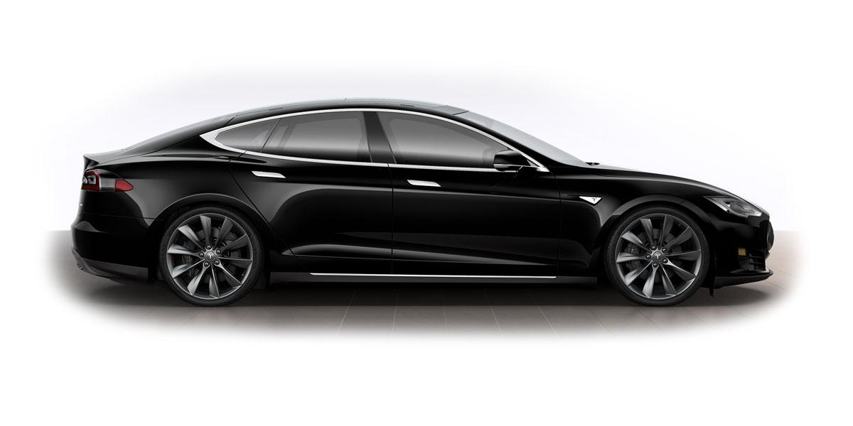 Tesla Vs Maserati Vs Lexus Vs Audi