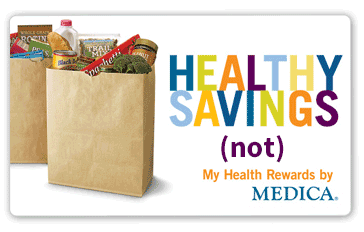 Medica Healthy Savings Card