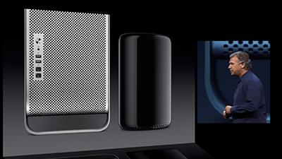 2013 Mac Pro Announcement