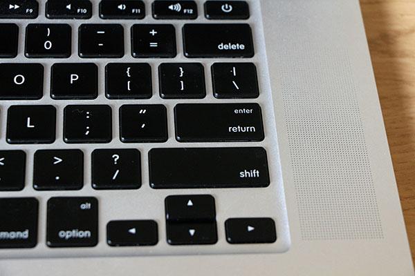 Where Is The Return Key On My Keyboard